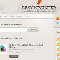 30 Minute Redesign: Design Pointer