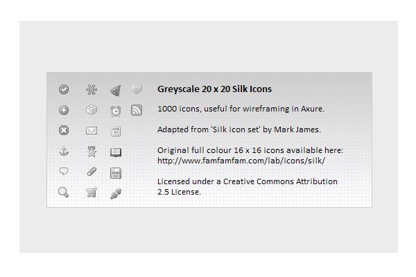 32 elegante y minimalista paquetes de iconos