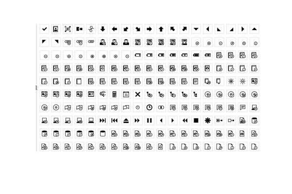 Megapost | Iconos | Muy utiles