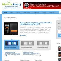 30 Minute Redesign: Mobile Smug