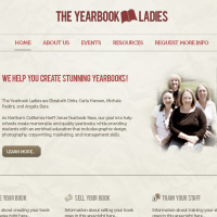 30 Minute Redesign: The Yearbook Ladies