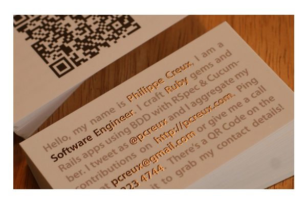 30 Appealing and Well-Designed Business Cards : PSDFan