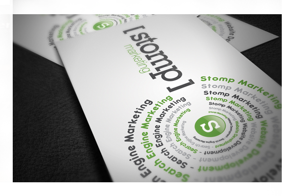 30 appealing and well designed business cards psdfan stomp business card colourmoves