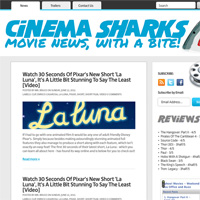 30 Minute Redesign: Cinema Sharks