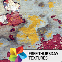 Texture Thursday: Red Rust