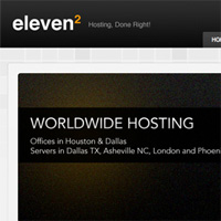 Eleven2 Hosting Giveaway Winners