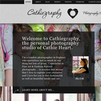 30 Minute Redesign: Cathiegraphy