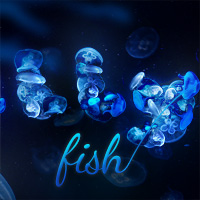 Members Area Tutorial: Create Beautifully Lit Jellyfish Typography