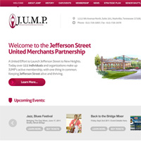 30 Minute Redesign: Jump to Jefferson