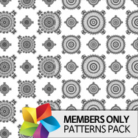Premium Patterns Pack: Patterns 1