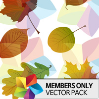 Premium Vector Pack: Autumn Leaves