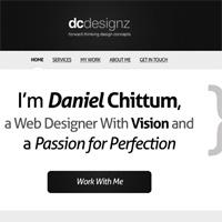 30 Minute Redesign: DC-Designz