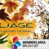 Premium Brush Set: Foliage