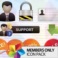 Premium Icon Pack: Membership