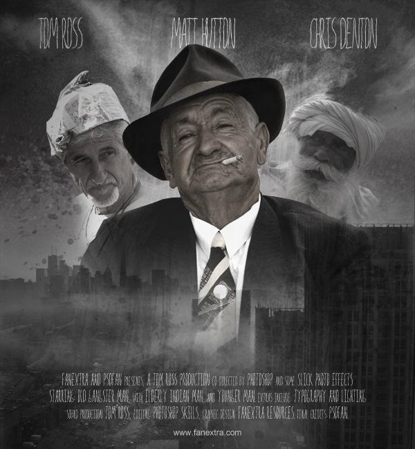 Design A Dark, Moody Movie Poster