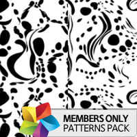 Premium Patterns Pack: Twirls