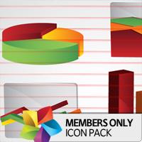 Premium Icon Pack: Stats