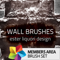 Premium Brush Set: Wall