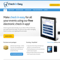 30 Minute Redesign #75: Check in Easy