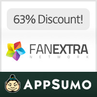 AppSumo Are Offering Our FanExtra Membership At It's Lowest EVER Rate