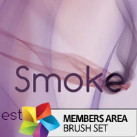 Premium Brush Set: Smoke
