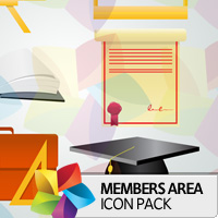 Premium Icon Pack: Education