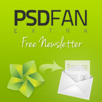 Join the PSD.FanExtra Newsletter