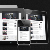 Professional Responsive WordPress Themes for Bloggers and Designers
