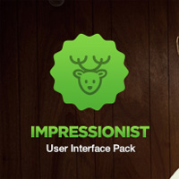 Win a Copy of DesignModo's Impressionist UI Kit ($39 Value)