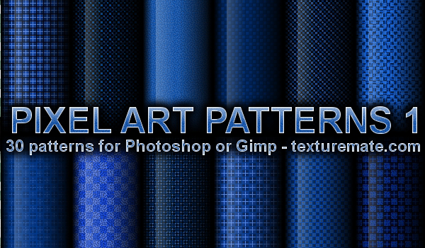 Photoshop patterns