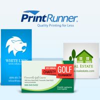 Print Runner Business Cards