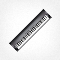Members Area Tutorial: Create a Detailed Electronic Keyboard in Photoshop
