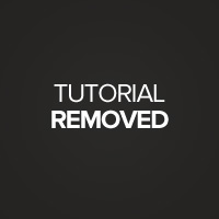 Tutorial Removed