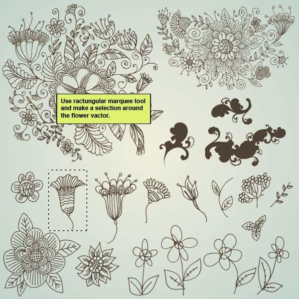 PS教程,设计一个迷人的拼贴图像 ps音画/图文教程 ,预览图54