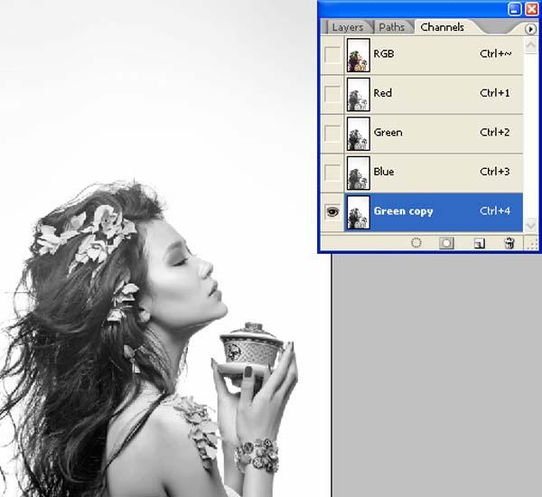 PS教程,设计一个迷人的拼贴图像 ps音画/图文教程 ,预览图10