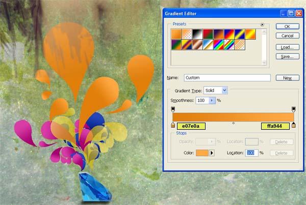 PS教程,设计一个迷人的拼贴图像 ps音画/图文教程 ,预览图43