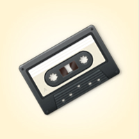 How to Create a Cassette Tape Illustration from Scratch in Photoshop