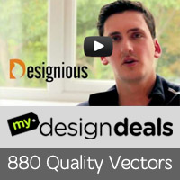 880 Quality Designious Vectors Contest Winners