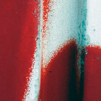 Texture Thursday: Red Spray