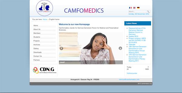 CAMFO Medics