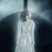 Members Area Tutorial: Create A Dark Ghostly Scene Photo Manipulation