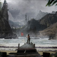 Members Area Tutorial: Learn How to Produce an Elaborate Matte Painting