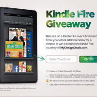 We're Giving Away a Free Kindle Fire