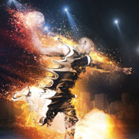Members Area Tutorial: Create a Fiery, Dynamic Basketball Photo Manipulation