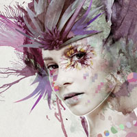 Members Area Tutorial: Create a Beautiful Mixed Media Portrait in Photoshop