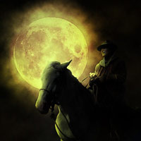 Create a Lone Ranger Photo Manipulation