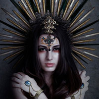 Members Area Tutorial: Photo Manipulate a Beautiful, Bejeweled Ancient Princess