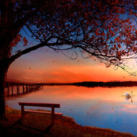 Members Area Tutorial: How to Create A Serene Lake Scene Photo Manipulation