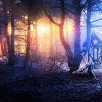 Members Area Tutorial: Composite a Dynamic, Fantasy Winter Scene Using Photoshop