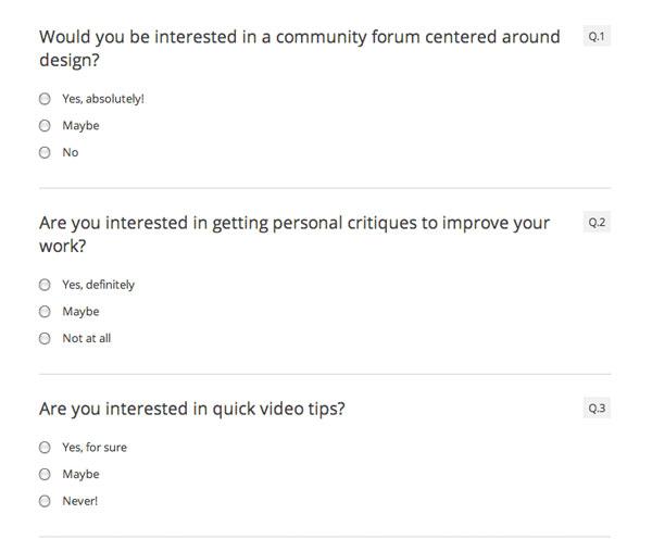 Please Help Shape Our Community (Quick Survey) | PSDFan